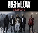 DVD ���������� HiGH & LOW SEASON 2 (2016) �Ѻ�� 3 dvd-�����